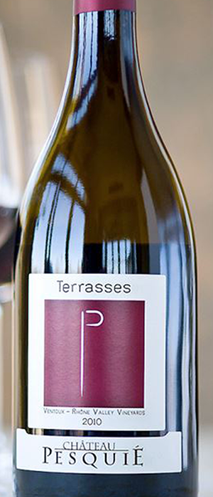 Terrasses Red Bottle