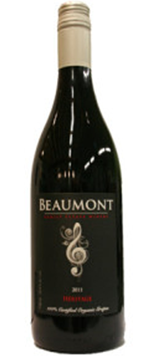 Beaumont Heritage Bottle