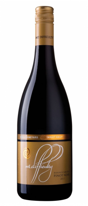 Mt. Difficulty 2011 Bannockburn, Target Gully, Pinot Noir | Red Wine