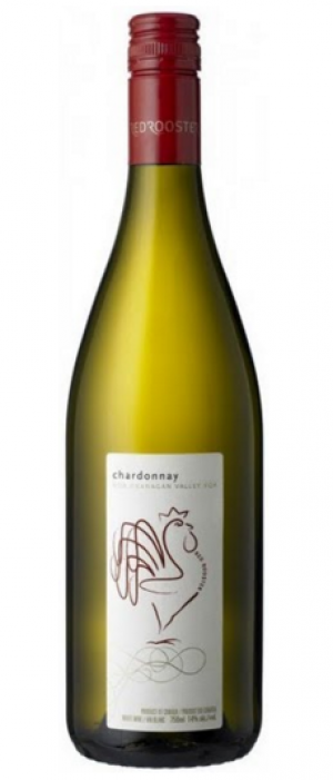 Red Rooster 2011 Chardonnay Bottle