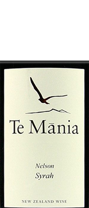 Te Mãnia Estate 2011 Syrah (Shiraz) | Red Wine