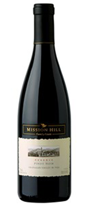 Mission Hill Reserve 2012 Pinot Noir Bottle