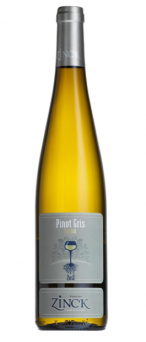 Domaine Zinck 2013 Terroir Pinot Gris Bottle