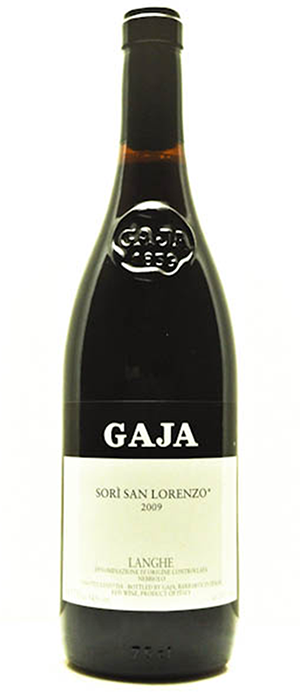 Sori San Lorenzon Bottle