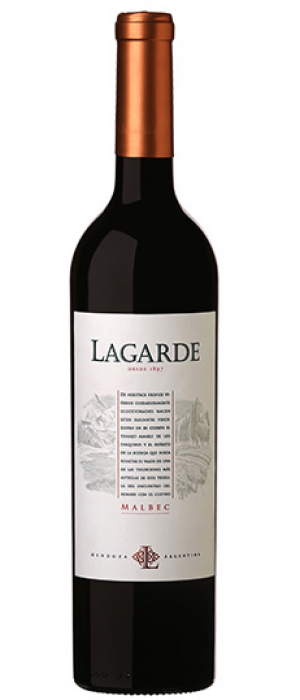 Bodega Lagarde 2017 Malbec | Red Wine