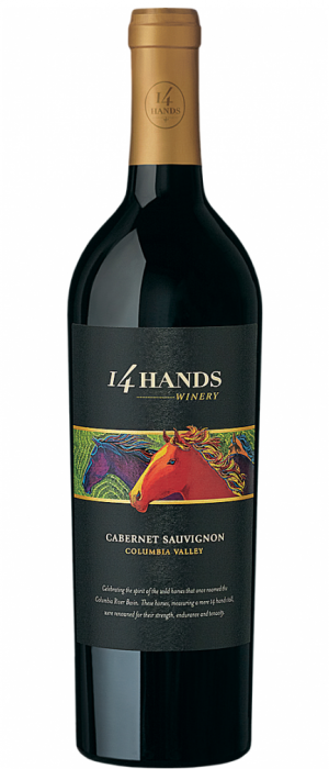 14 Hands Winery 2015 Cabernet Sauvignon | Red Wine