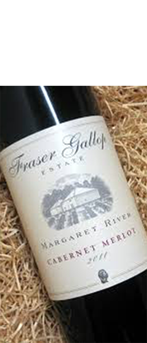 Fraser Gallop Estate 2011 Cabernet/Merlot Blend Bottle