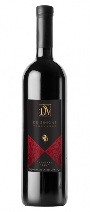 De Simone Vineyards 2015 Cabernet Franc | Red Wine