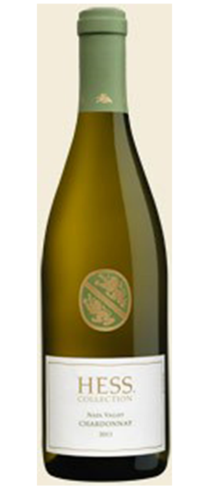 The Hess Collection 2012 Chardonnay Bottle