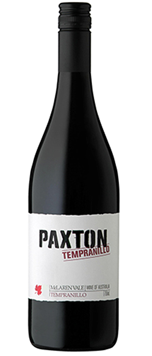 Paxton Wines 2013 Tempranillo Bottle
