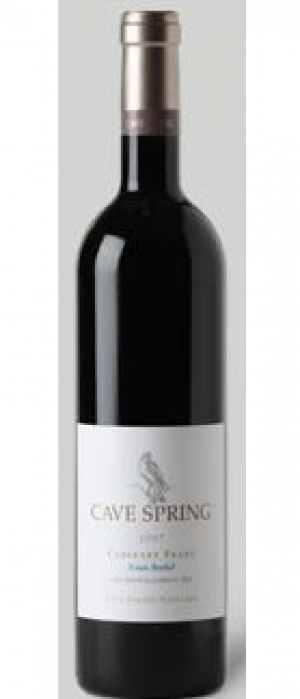Cave Spring Cellars 2011 Cabernet Franc Bottle