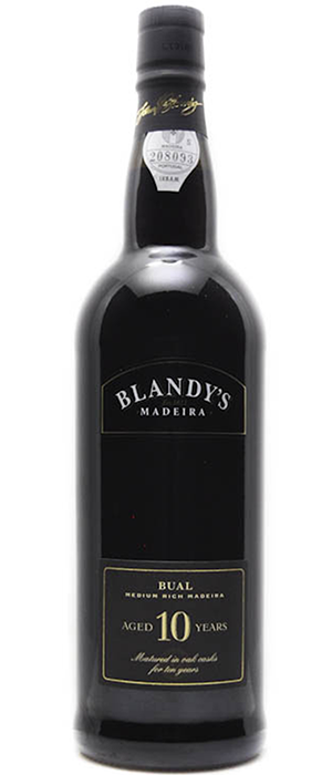 Blandy's 2000 Bual 10 Year Madeira | Red Wine
