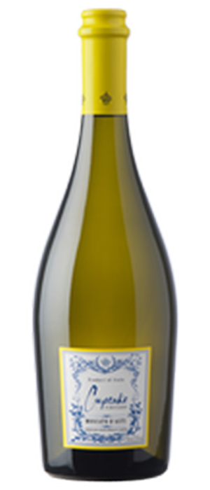 Cupcake Vineyards Moscato d'Asti Bottle
