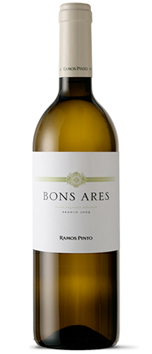 Ramos Pinot 2013 Bons Ares White Bottle
