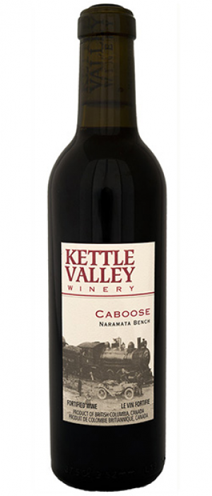Kettle Valley Winery Caboose (Formerly Starboard) Bottle