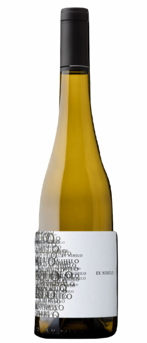 Ex Nihilo 2015 Riesling Bottle