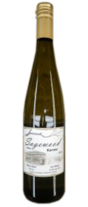 Sagewood Estate Winery 2016 Kerner Bottle