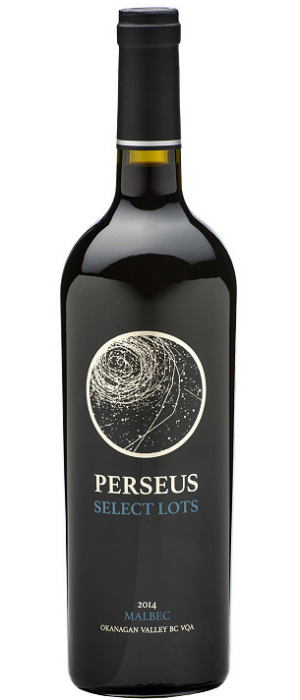 Perseus 2014 Malbec Bottle