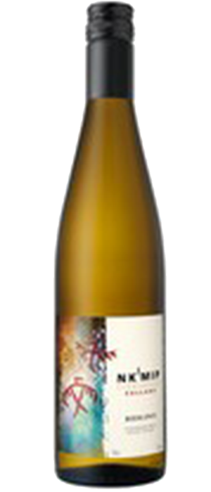 Winemaker's  Riesling Bottle