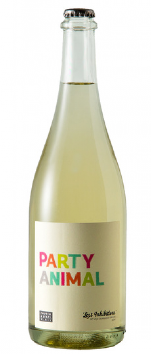 Church & State Wines Lost Inhibitions 2016 Sparkling White | White Wine