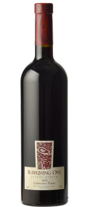 Burrowing Owl Estate Winery 2010 Cabernet Franc | Red Wine