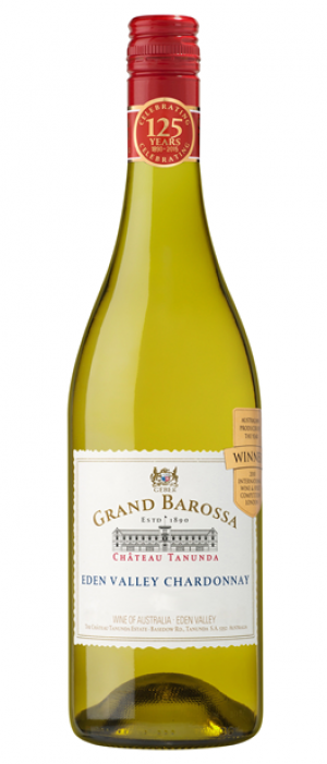 Chateau Tanunda 2016 Grand Barossa Eden Valley Chardonnay  | White Wine