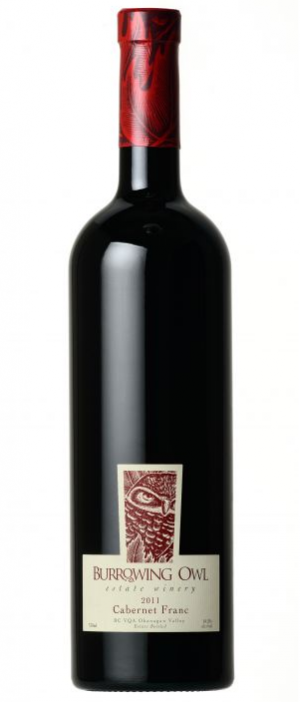 Burrowing Owl Estate Winery 2011 Cabernet Franc | Red Wine