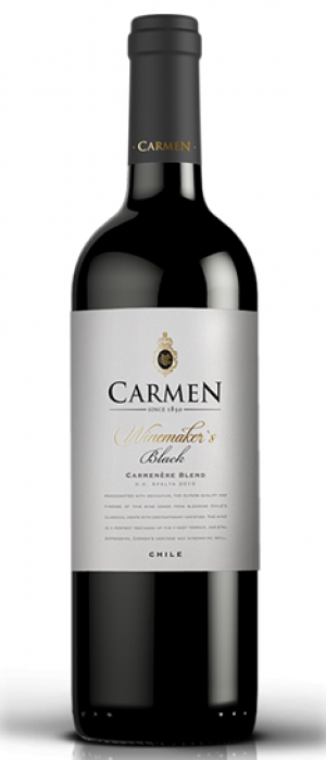 Carmen Winemaker's Black Carmenere Blend | Red Wine