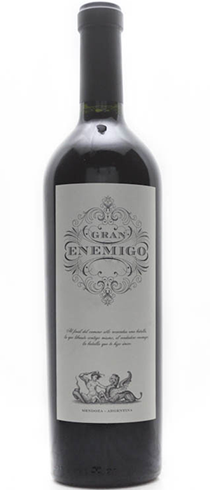 El Gran Enemigo 2010 Bottle