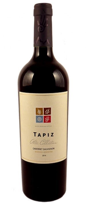 Tapiz Alta Collection 2014 Cabernet Sauvignon Bottle