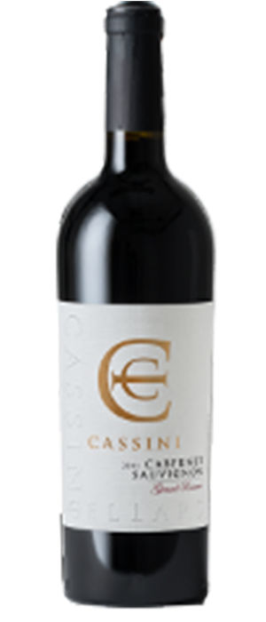 Cabernet Sauvignon Grand Reserve Bottle