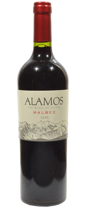Alamos 2011 Malbec Bottle