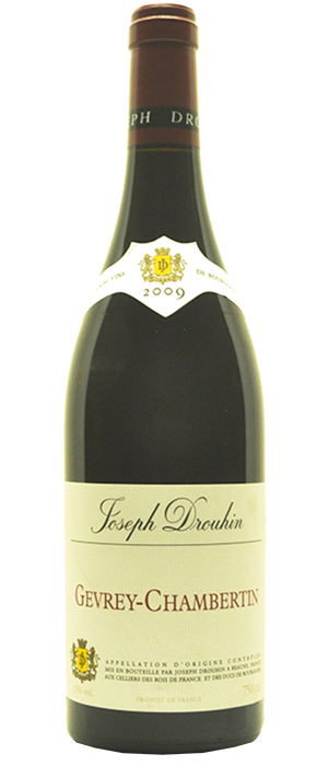 Gevry-Chambertin Bottle