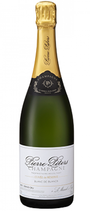 Pierre Péters Cuvee de Reserve Grand Cru Brut Blanc de Blancs Bottle