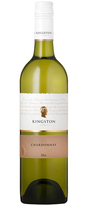 Kingston Estate Wines 2011 Chardonnay Bottle