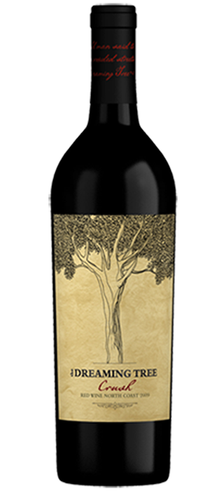 Crush Red Blend Bottle