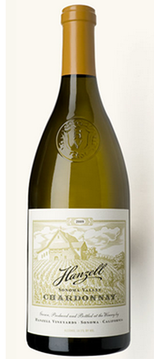 Hanzell Vineyards 2009 Chardonnay Bottle