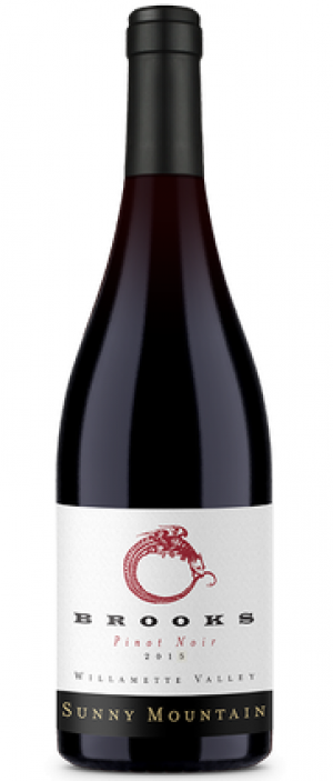 Brooks Winery 2015 Sunny Mountain Pinot Noir | Red Wine