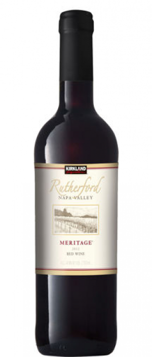 Rutherford Meritage Bottle