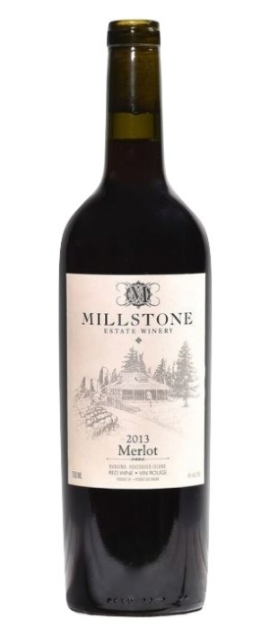 Millstone Estate Winery 2013 Merlot | Red Wine