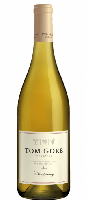 Tom Gore Vineyards Chardonnay Bottle
