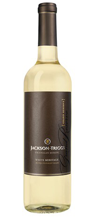 Jackson-Triggs Grand Reserve 2012 White Meritage Bottle
