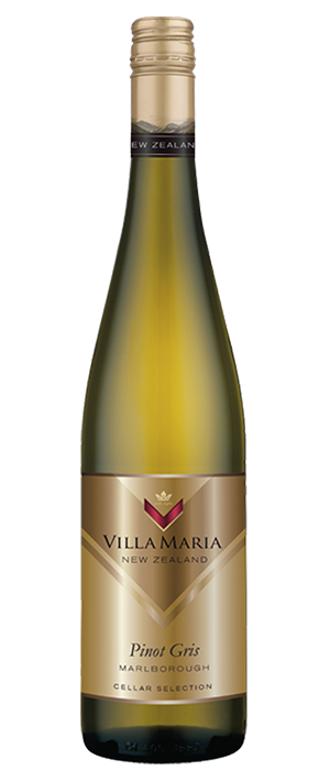 Villa Maria Cellar Selection 2013 Marlborough Pinot Gris Bottle