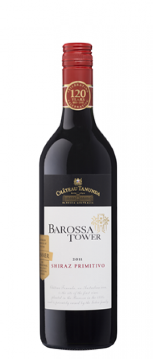 Chateau Tanunda 2011 Barossa Tower Shiraz Primitivo | Red Wine