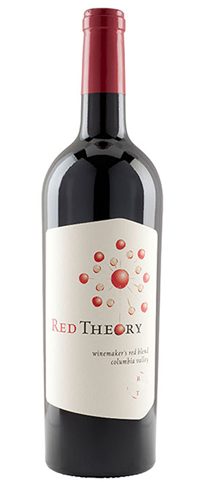 Red Theory Winemaker's Red Blend Bottle