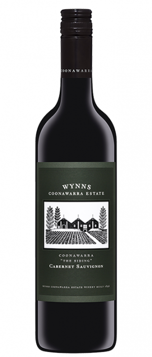 Wynns The Siding 2012 Cabernet Sauvignon Bottle