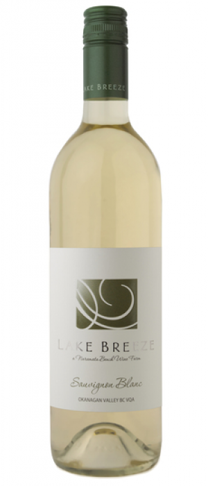 Lake Breeze Vineyards 2015 Sauvignon Blanc | White Wine