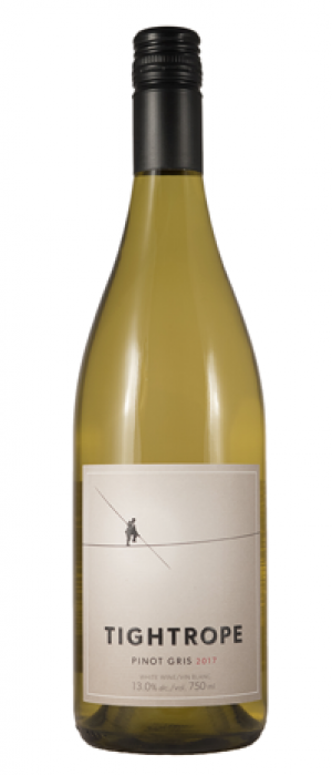 Tightrope Winery 2017 Pinot Gris (Grigio) Bottle