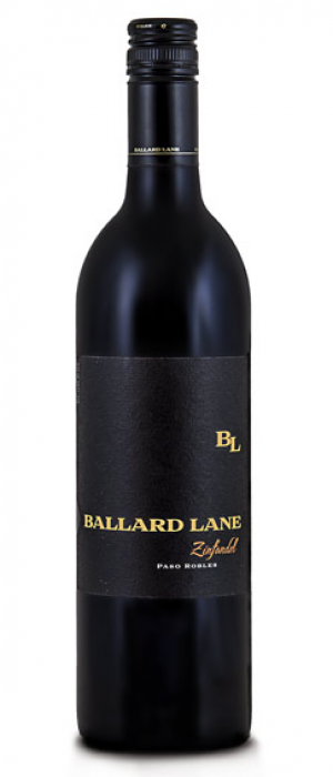 Ballard Lane 2014 Zinfandel Bottle
