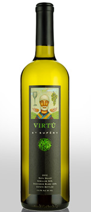 Estate Virtú Napa Valley Bottle